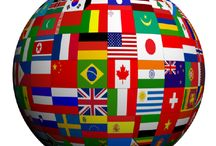 Flags From Around the World / Flags