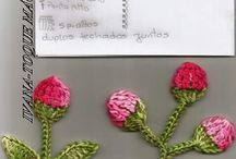 Botões de rosa