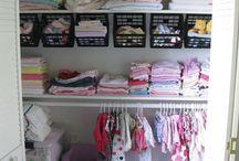 Storage and organisation