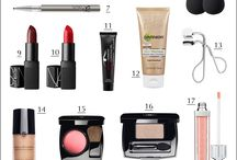 Make-up essentials / Make up products      Collaborators: Only post things that come up under make up essentials!