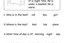 Reading beginner's - kindergarten