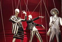 mannequin/puppets