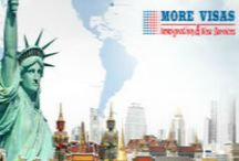 MoreVisas  / MoreVisas is an emerging immigration and visa services consulting firm. We were incorporated in the year 2003 with a vision to provide customized immigration solutions.  http://www.morevisas.com