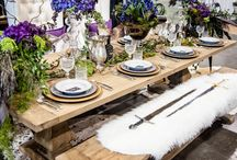 Garden Party / You've worked hard for that beautiful garden! Have a garden party to show it off! www.meadowsfarms.com