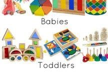 Montessori / metodo montessoriano. mobili per bambini. mobili montessoriani