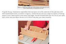 Woodworking & handyman