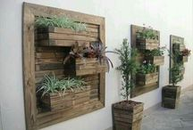 front wall ideas