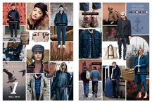 Fall 1 SPW Style Profile '16 / Tactile materials, transitional shapes, handcrafted accents, timeless looks, workwear & nautical themes.