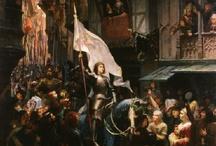 30 maggio 1431 Giovanna d'Arco arsa viva