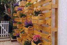 Çiçek dekorları