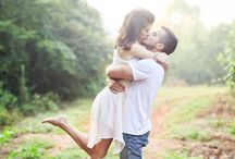 W Engagement photo / by Hannah Evert
