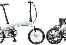 Biciclette pieghevoli / Falträdern