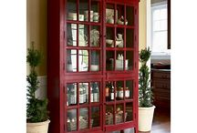 china cabinet ideas