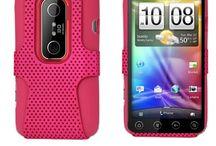 HTC Evo 3D Deksler