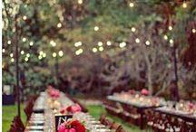 mesas de matrimonio
