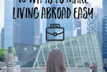 Expat Life / Travel posts, tips and inspiration about living abroad.