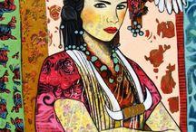 Art   patterns in figurative art