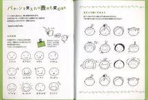 Визуальный словарь / Разные штучки для скетчинга и визуализации