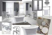 Get the Look / Our Get the Look board breaks down the biggest bathroom trends, so you can recreate the look at home.