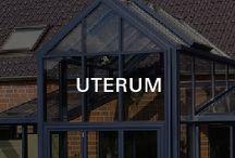 Schueco - Uterum / Uterum och vinterträdgårdar i toppdesign för dig som vill ha det lilla extra. Njut av alla årstider, oavsett väder. Tidlös design, maximalt ljusinsläpp. Tysk kvalitet och svenskt hantverk.