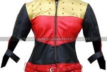 Injustice Gods Among Us Kiss This Jacket / Get this versatile Harley Quinn Kiss This Leather Jacket at most discounted price from Sky-Seller and avail free Shipping.