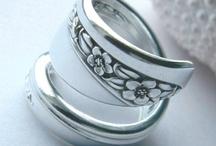 rings/jewelry / by Julie Hobbs