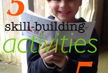 activities for 5 yr old