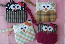 Owl- Fabric