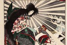 (1838-1912)楊洲周延 Yōshū Chikanobu