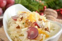 Polish Christmas food / Traditional & modern polish food eating during Christmas