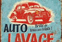 AUTO - BIKE VINTAGE