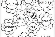 Kids Colouring Colours