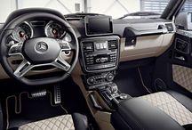 Interiores coches