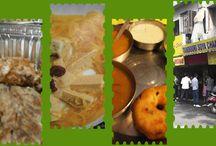 Amar Colony - Street Food