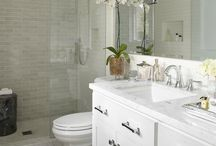 Master Bathroom Ideas. / by Maci Rucker