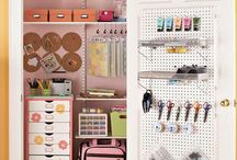 Organizing Ideas / Because one day my home really will be organized...