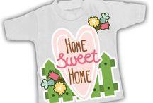 Mini t-shirts_Casa