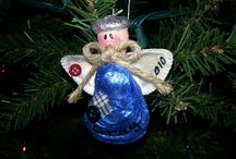 ornaments i have made : ) / by Tammy Cogar