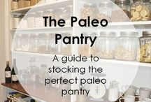 Paleo/Clean Eating / by Kim Sovereen