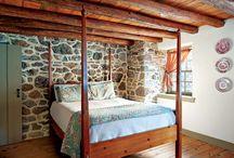 Bedchambers (Bedrooms) / Restful rooms for sleeping