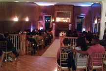 Indoor Wedding Ceremonies at Overhills Mansion / A showcase of our indoor spaces at the mansion.
