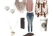 Clothing & Beauty / Clothing things I like