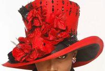 raffinierte Hüte