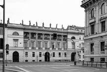 Milano illuminista (© Marco Introini) / progetto fotografico di documentazione di Milano nel periodo dell'Illuminismo.