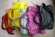 BAGS... / by Melissa Protinick