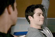 Dylan O'Brien and teen wolf