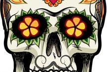 T-shirt de la muerta