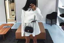 White sweater summer