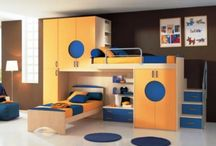 Loft and Bunk Bed Ideas for Kids