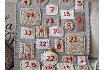 Pletené vánoce